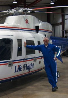 Rob Baughman, Flight Paramedic, EMS Flight Safety Network INSIDER