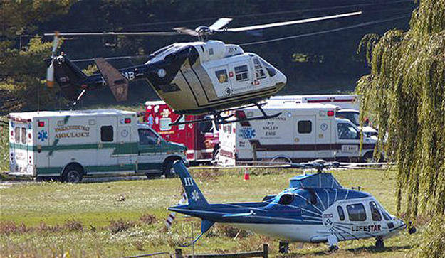 The Shocking Truth About Why You're Not Flying Air Medical
