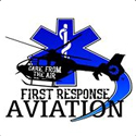 First Response Aviation facebook page logo