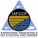 International Association of Flight and Critical Care Paramedics facebook page logo
