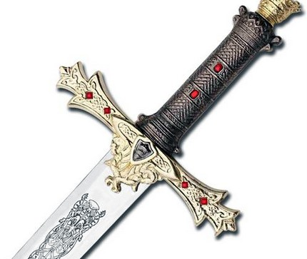 picture of medieval sword