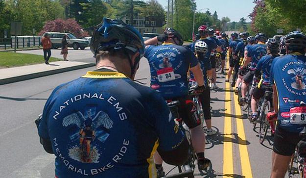National EMS Memorial Bike Ride