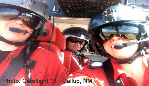 Careflight 18 out of Gallup, New Mexico 625