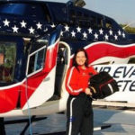 Gail Terry, Flight Medic, Air Evac Lifeteam