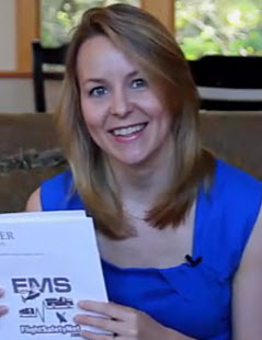 Julie Jenkins, INSIDER, Future Flight Nurse, EMS Flight Safety Network