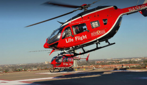 Life Flight Celebrates 40th Anniversary