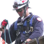 Kevin Carroll, Firefighter, Newport News, Virginia
