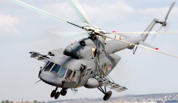 3 Dead After Russian Rescue Helicopter Crash