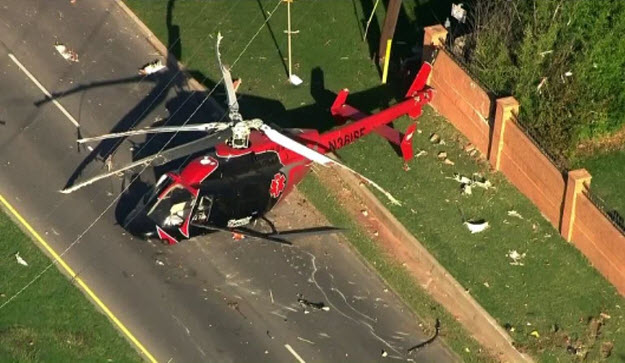 Update: Survival Flight Issues Statement About Helicopter