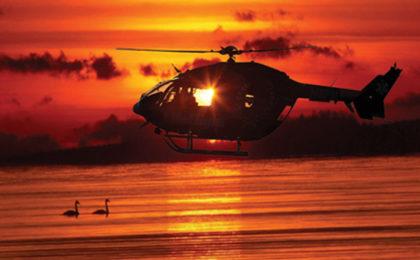 Life Flight Helicopter at FlightSafetyNet.com