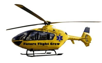Future Flight Crew Helicopter
