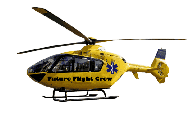 Future Flight Crew Helicopter
