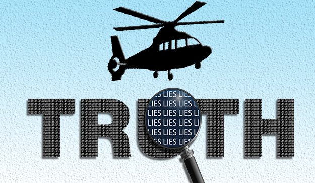 Truth & Lies About EMS Who Fly