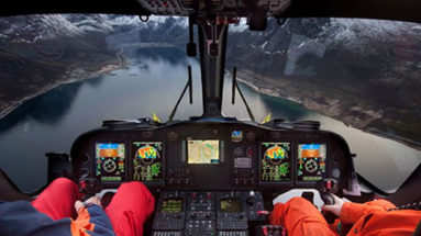 How To Become A Flight Medic Cockpit Photo - FlightSafetyNet.com