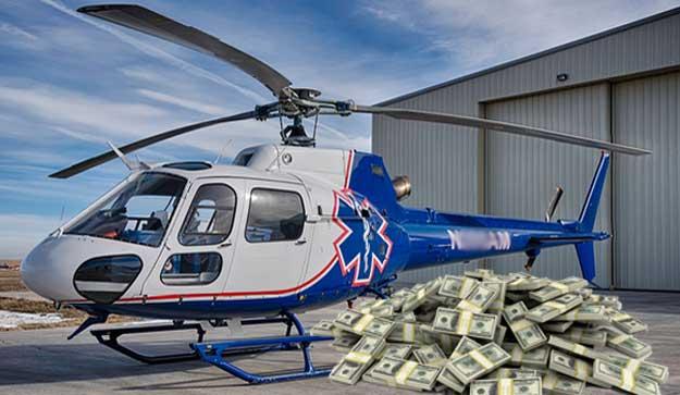 $52,000 Per Flight Not Enough For Air Methods