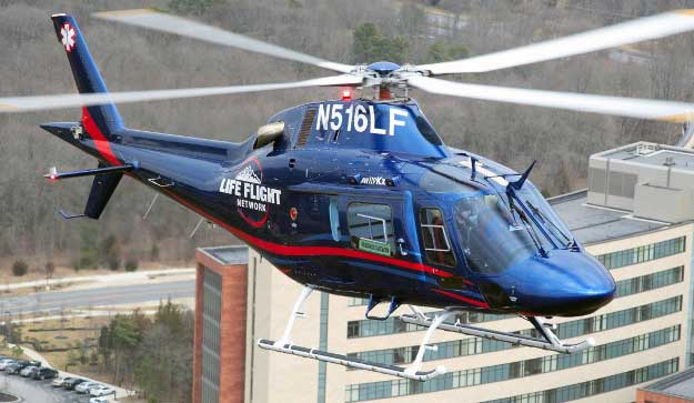 New Life Flight Network Helicopter Base Coming To OR
