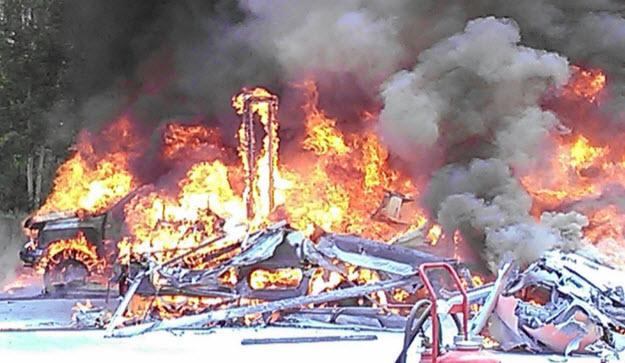 Feds Admit Medical Helicopter Crash Was Preventable