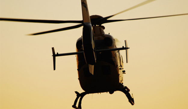 Helicopter Flying Away - 7 Tips To Manage A Crappy EMS Boss