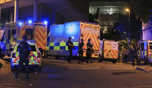 19 Confirmed Dead at UK Grande Concert