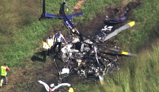 Duke Life Flight Helicopter Crash Kills Four