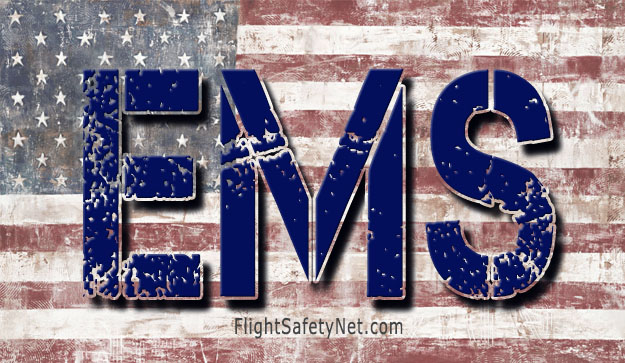 EMS Stands for The Flag