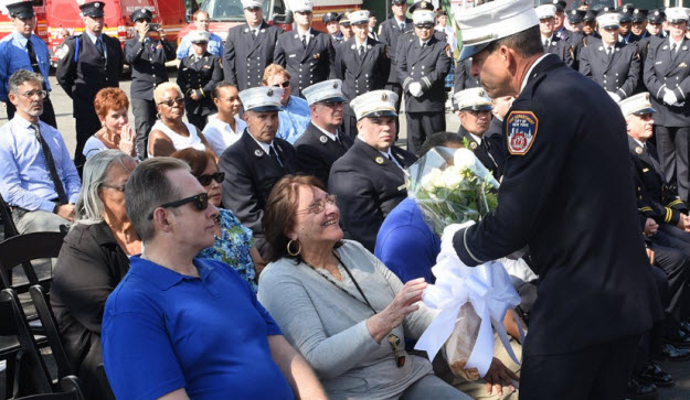 FDNY EMT Honored 20 Years After Death