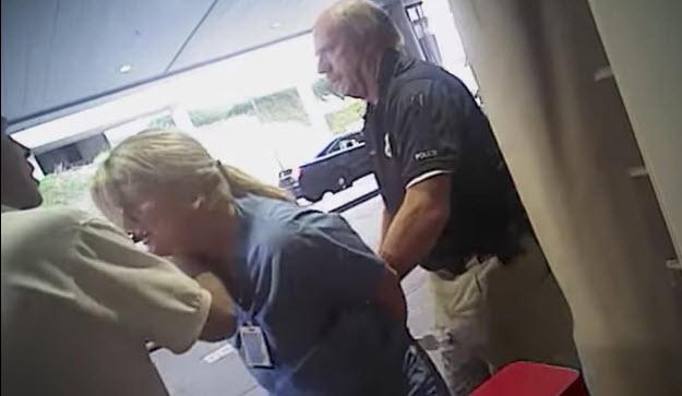 Police Union Blasts Handling of Utah Nurse Arrest
