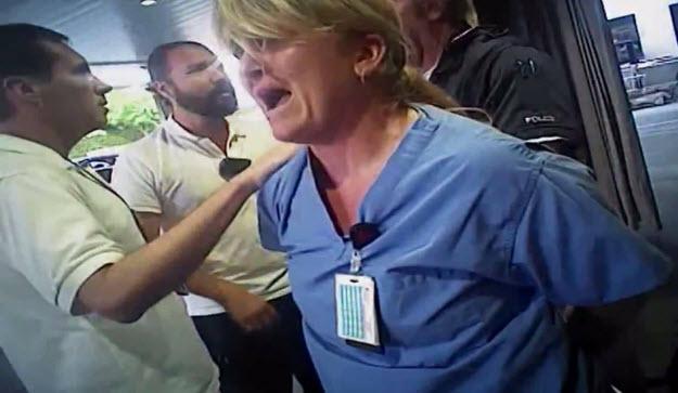 Update: Salt Lake Police Officer Fired After Nurse Wubbels Incident