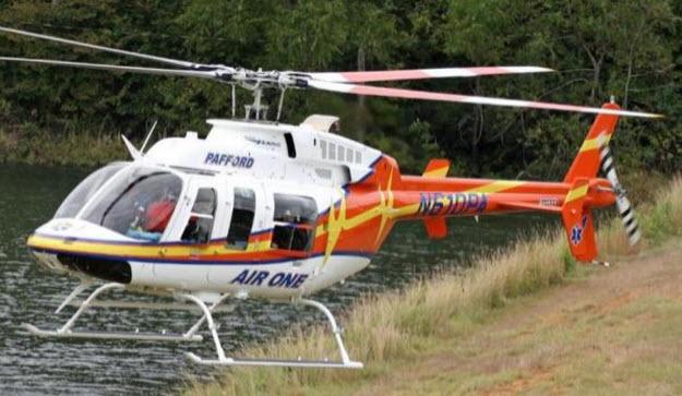 3 Killed In Arkansas Medical Helicopter Crash