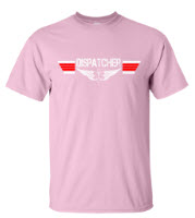 Dispatcher T-shirt Pink