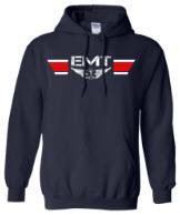 EMT Navy Hoodie