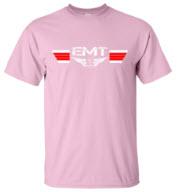 EMT Pink T-shirt