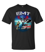 EMT Scene Call T-shirt