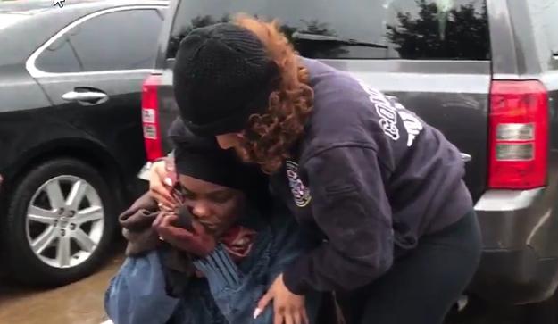 EMT Saves Road Rage Victim