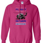 Taste of Flight Pink Hoodie
