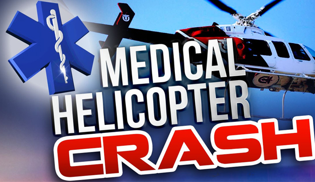 3 Dead in Hazelhurst Medical Helicopter Crash
