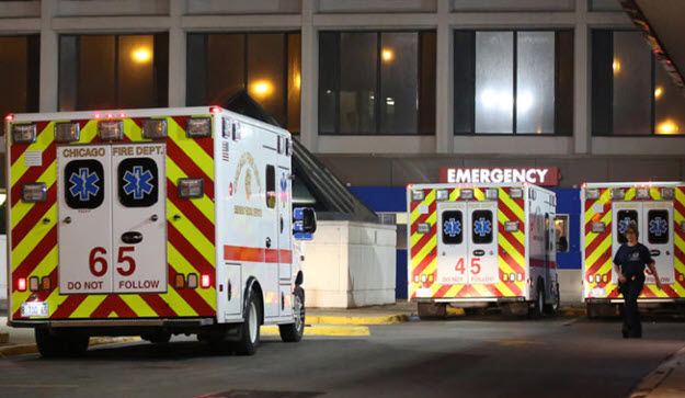 Five Chicago Fire Paramedics Sue Dept. for Pervasive Sexual Harassment