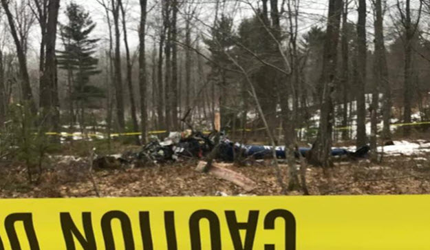 NTSB reports early findings in medical helicopter crash