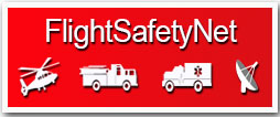 EMS Flight Safety Network Team Logo
