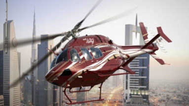 Bell 429 Celebrates 330,000 Hour Milestone