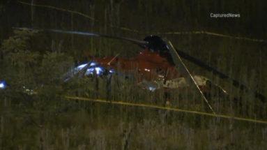 Medical Helicopter Crash in Chicago