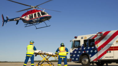 Air Ambulance Costs Soar Nearly 50 Percent