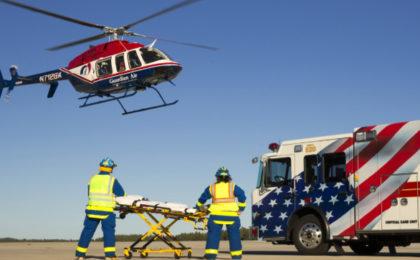 Air Ambulance Costs Soar Nearly 50 Percent