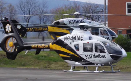 New PA Budget Increases Medical Helicopter Payments
