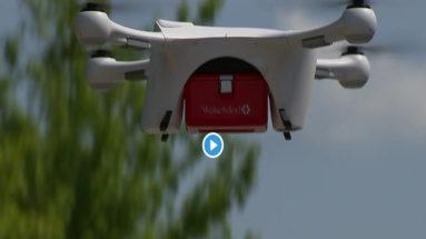 New, Innovative Drone Program to Make Medical Deliveries