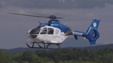 Vermont-based Medical Helicopter Flies First Mission