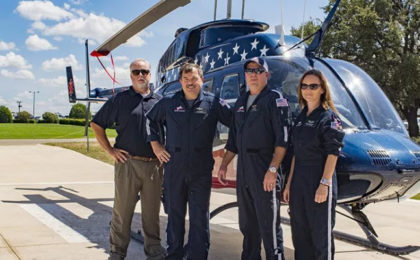 Air Evac Life Team Serves Area In Time of Need