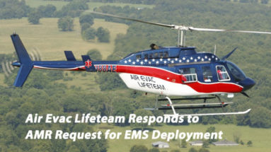Air Evac Lifeteam Sending 12 Helicopters and 72 Crew To Help With Hurricane Florence