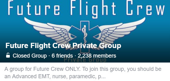 Future Flight Crew Private Facebook Group