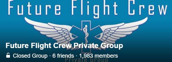 Future Flight Crew Private Facebook Group Icon